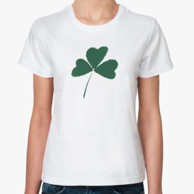 Классическая футболка St.Patrick.