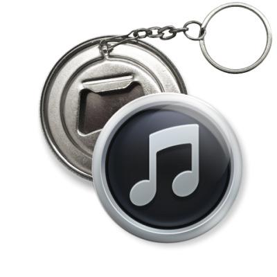 Брелок-открывашка  iBlack