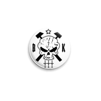 Значок 25мм Boneskiller