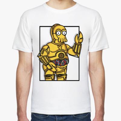 Футболка C-3PO (Звездные Войны)