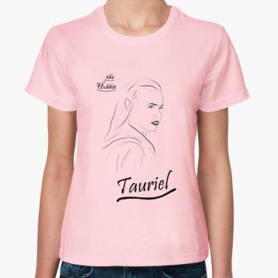 Женская футболка Tauriel (The Hobbit)