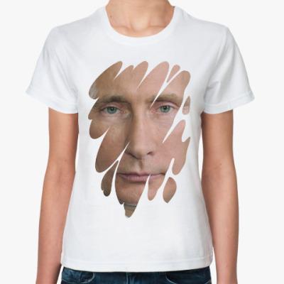 Классическая футболка Президент РФ