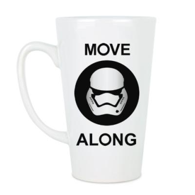 Чашка Латте Финн Звёздные войны