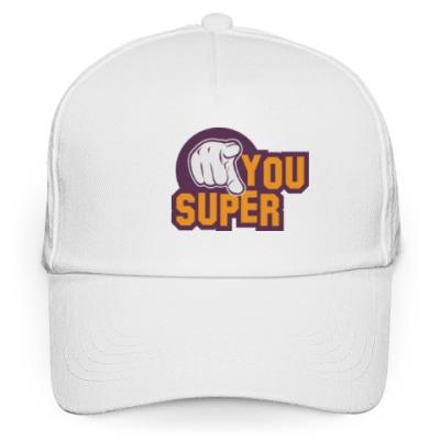 Кепка бейсболка U Super