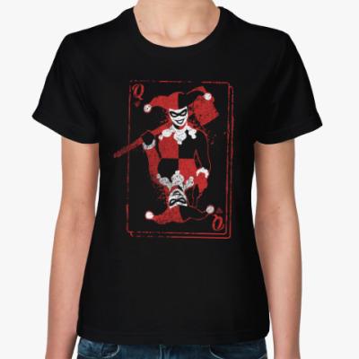 Женская футболка Харли Квинн (Harley Quinn)
