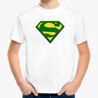 Детская футболка SocialMan