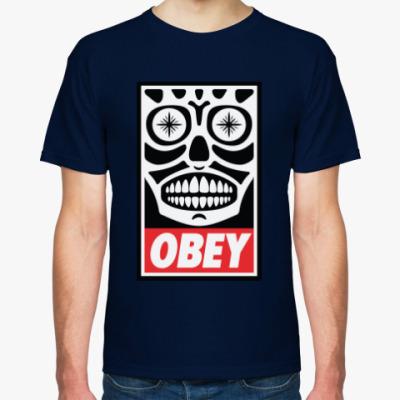 Футболка Obey Mexico
