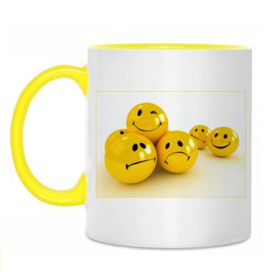 Кружка Smiles