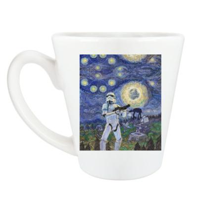 Чашка Латте Star Wars Starry Night
