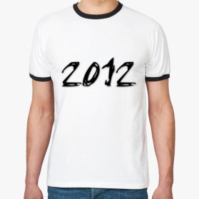 Футболка Ringer-T 2012