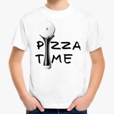 Детская футболка Pizza Time