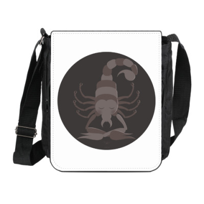 Animal Zen: S is for Scorpion