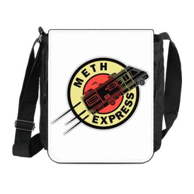 Сумка на плечо (мини-планшет) Meth Express