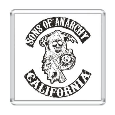 Магнит Сыны Анархии - Калифорния