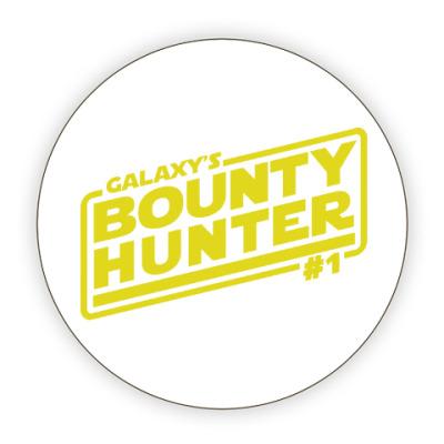 Костер (подставка под кружку) Bounty Hunter
