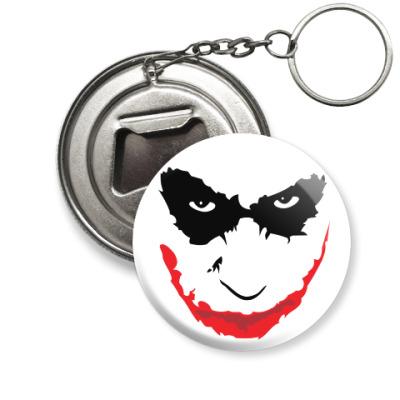 Брелок-открывашка Joker