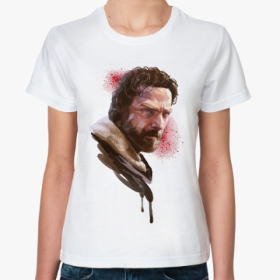 Классическая футболка Ходячие Мертвецы