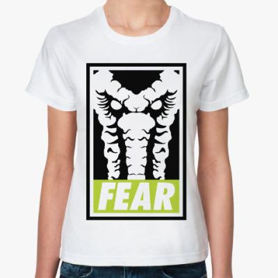 Классическая футболка Леший (Man-Thing)