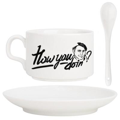 Кофейный набор How you doin'? Джо Триббиани