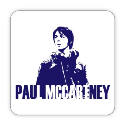 Костер (подставка под кружку) Подставка Paul McCartney