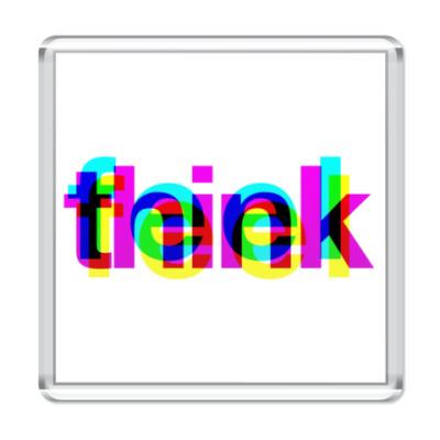 Магнит  THINK / FEEL