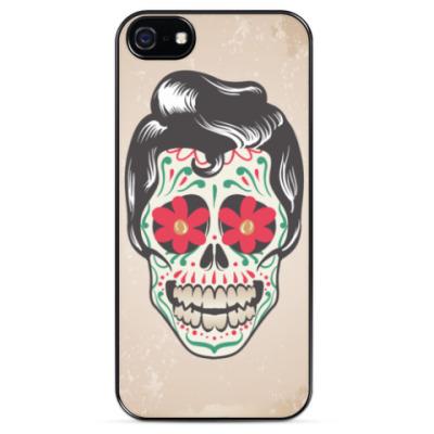 Чехол для iPhone Skull Boy