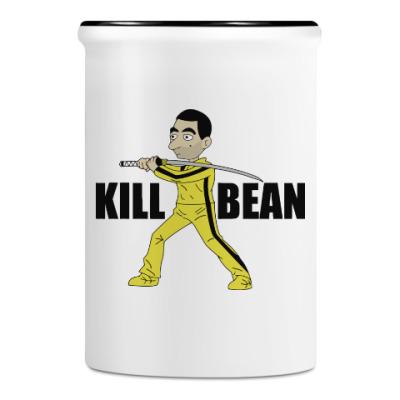 Подставка для ручек и карандашей Kill Bean