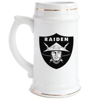Пивная кружка Raiden Raiders