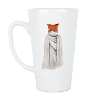 Чашка Латте Fox (Лис)