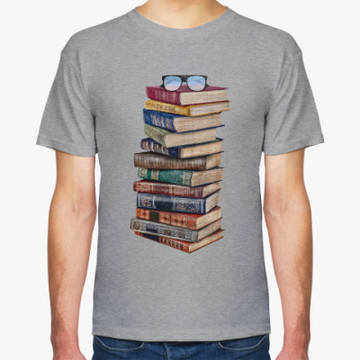 Футболка Книги