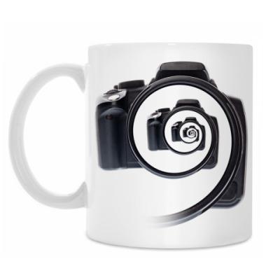 Кружка Бесконечный фотоаппарат