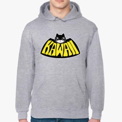 Толстовка худи Kawaii Batman