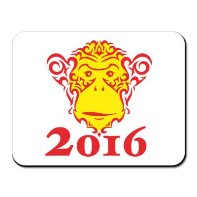 Коврик для мыши Год обезьяны 2016