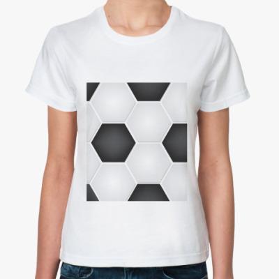 Классическая футболка Мячик