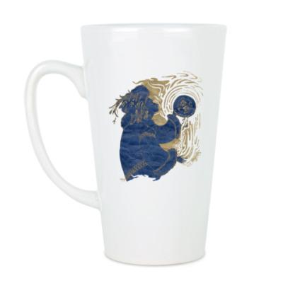 Чашка Латте  'Шаман*