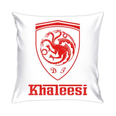 Подушка Khaleesi Ferrari