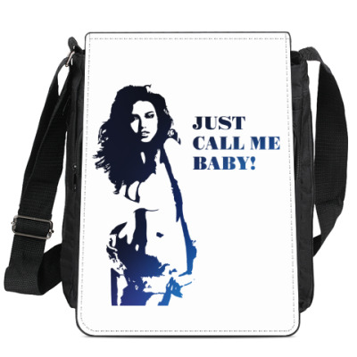 Сумка-планшет JUST CALL ME BABY!
