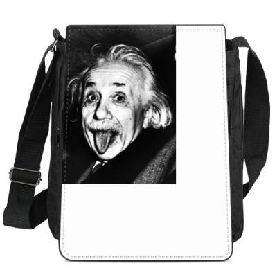 Сумка-планшет 'Albert Einstein'