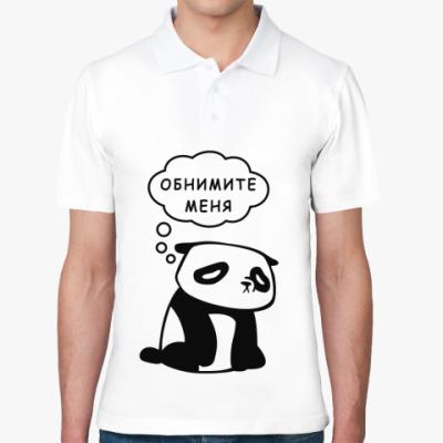Рубашка поло Панда