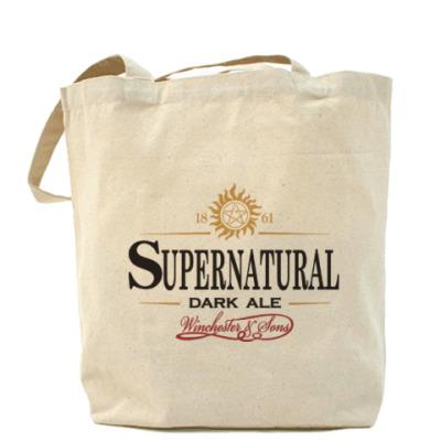 Сумка Supernatural - Темный эль
