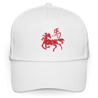 Кепка бейсболка Символ лошади