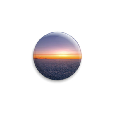 Значок 25мм Sunrise