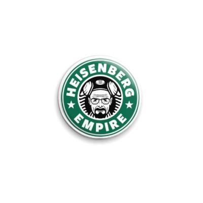 Значок 25мм Heisenberg Empire