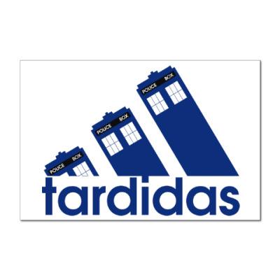 Наклейка (стикер) Tardidas
