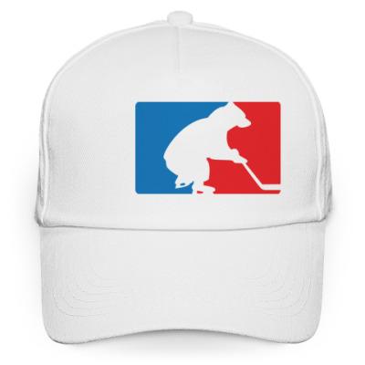 Кепка бейсболка Bear Hockey