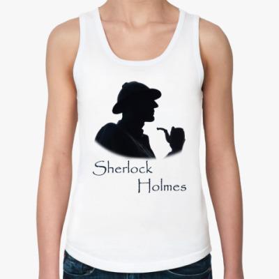 Женская майка Женск. майка ~ Sherlock Holmes