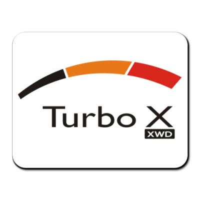 Коврик для мыши  TURBO-X