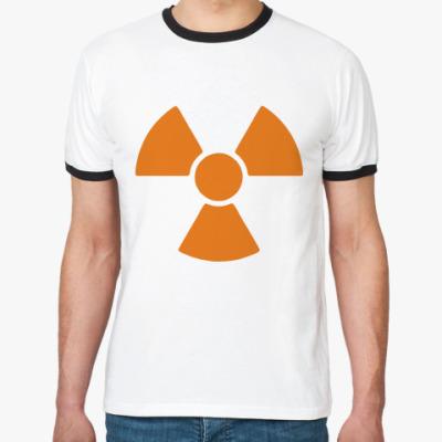 Футболка Ringer-T radioactive