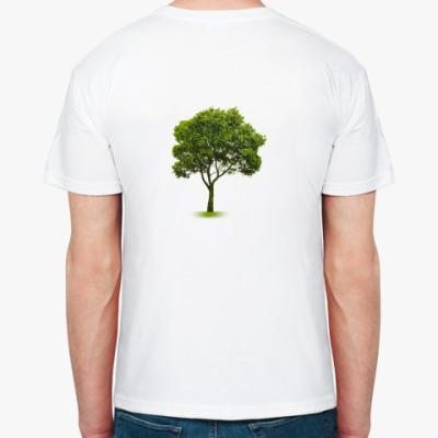 Футболка  ''Trees''