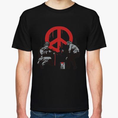 Футболка Peace No War